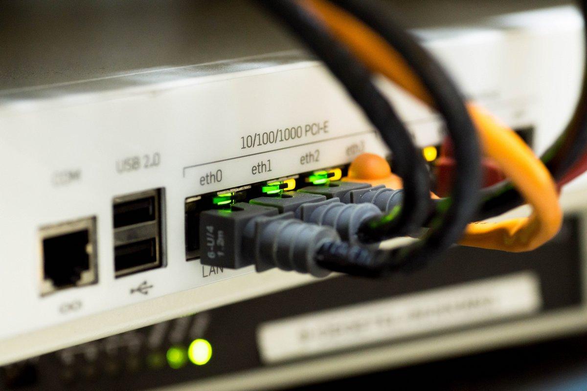 commutateur réseau ethernet