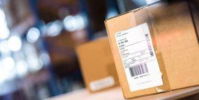 Logistique e-commerce expédition des colis