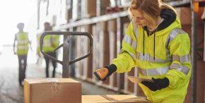 Logistique e-commerce contrôle réception
