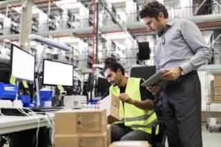 Suivi activité externalisation logistique
